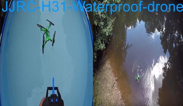JJRC H31 Waterproof drone 2