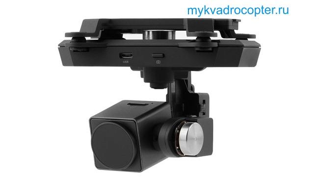 камера квадрокоптера xiro xplorer v