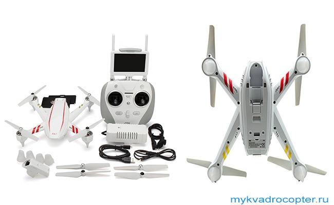 JYU Hornet S FPV Drone complektacia - JYU Hornet S быстрый и функциональный квадрокоптер.