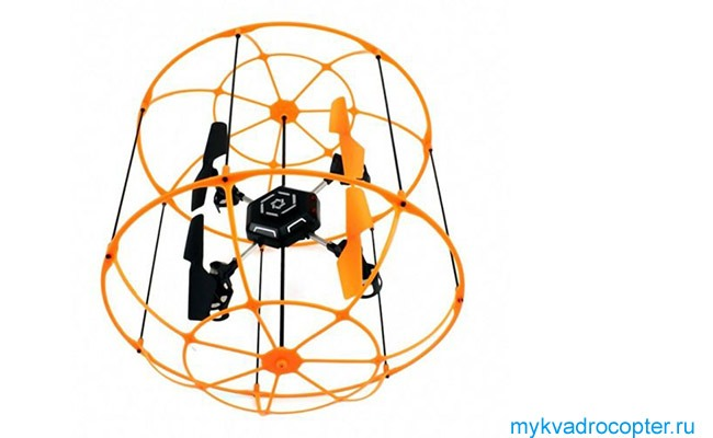 обзор квадрокоптера skywalker hm1306