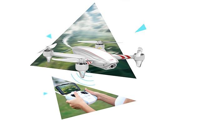 polet na jyu hornet s - JYU Hornet S быстрый и функциональный квадрокоптер.