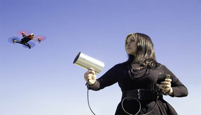 sbivaem dron - Защита от видеосъемки квадрокоптеров. Как защититься?