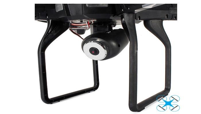 Jjrc H28W камера квадрокоптера
