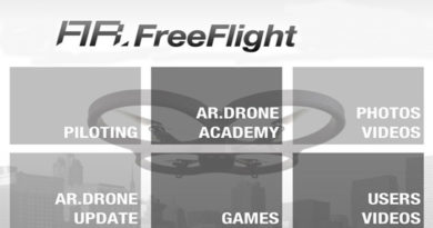 AR.FreeFlight симуятор