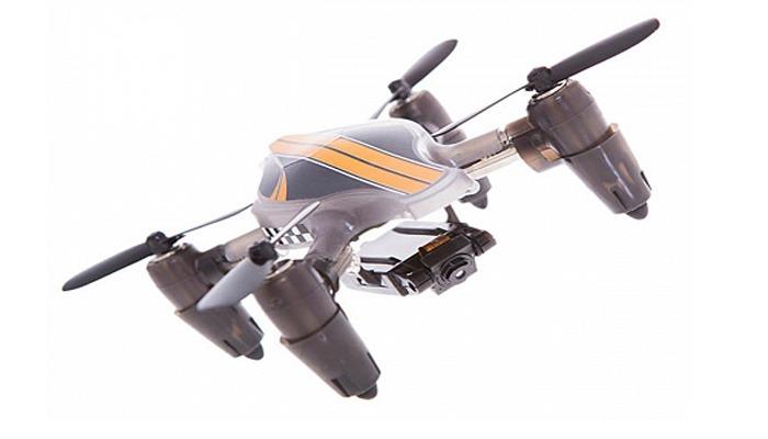 Byrobot Drone Fighter камера квадрокоптера