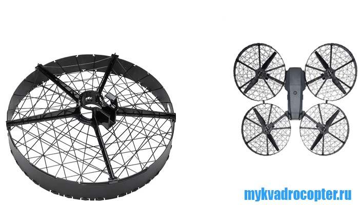 Защита винтов mavic видео обзор фильтр нд32 для дрона mavic air combo