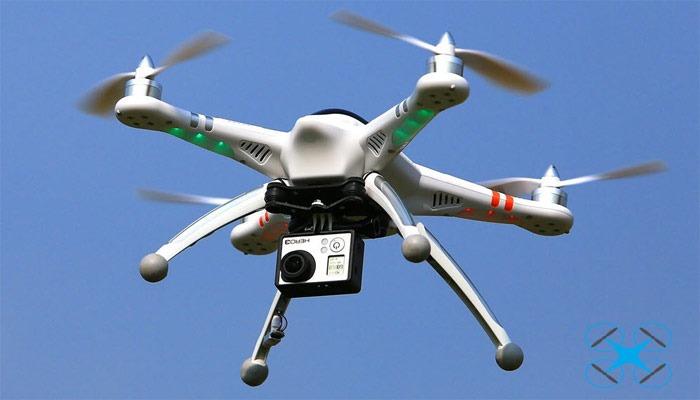 kvadrokopter-walkera-qr-x350-pro Обзор квадрокоптера Walkera QR X350 Pro.