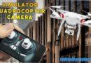 Simulator quadrocopter camera: безопасное развлечение.