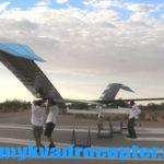Завершены первые испытания китайского космического беспилотника на солнечной батарее.