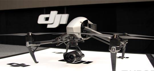 Dji Inspire 2 dron