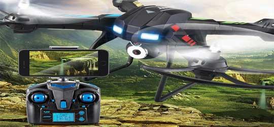 JJRC H28W dron
