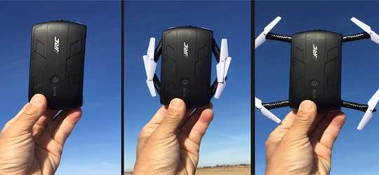 JJRC H37 dron - JJRC H37 Elfie самый дешёвый складной квадрокоптер.