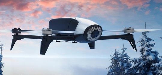 Parrot bebop 2 dron