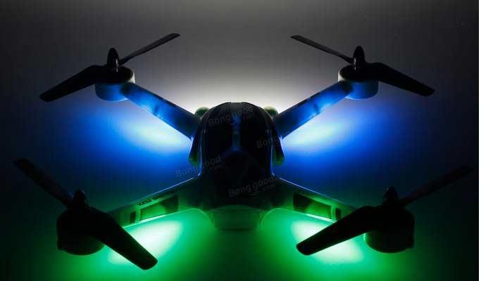 квадрокоптер XK X252