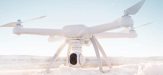 Xiaomi Mi Drone obzor