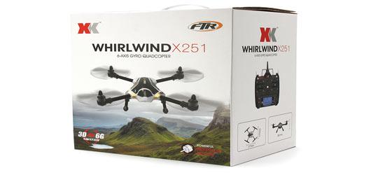 dron xk x251