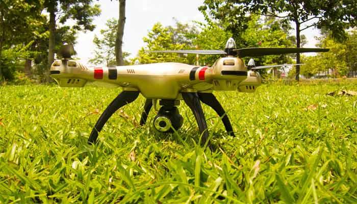 Syma X8HW dron