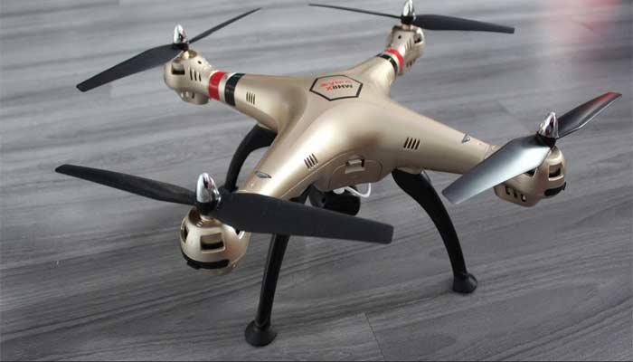 Syma X8HW obzor drona