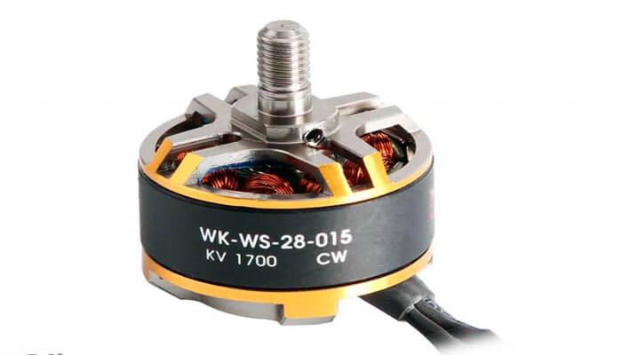 моторы WK WS 28 015