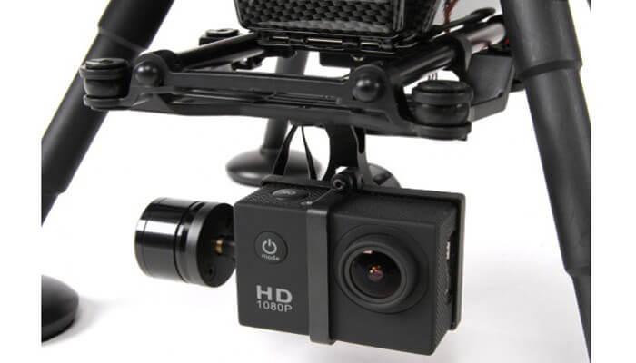 kamera kvadrokoptera Full HD 1080p x380