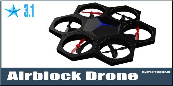 Характеристики airblock цена, инструкция, комплектация квадрокоптер купить на алиэкспресс