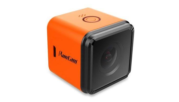 RunCam 3 foto vid sboku - Обзор камеры RunCam 3.