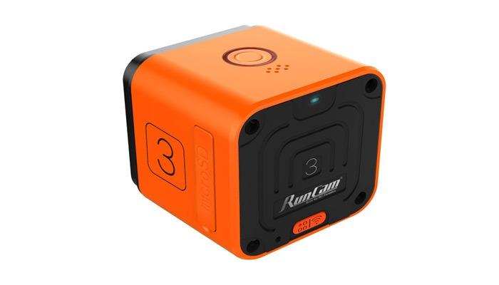 RunCam 3 kamera - Обзор камеры RunCam 3.