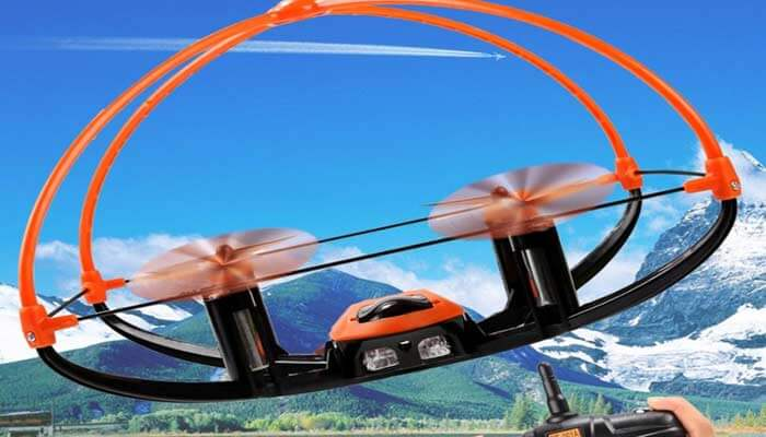 XT FLYER XT 001A в полёте