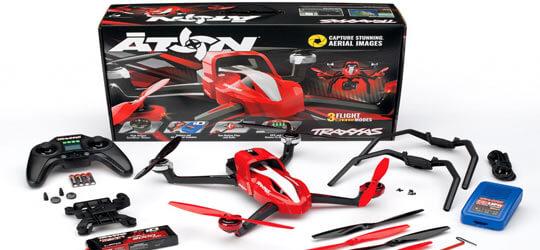 kupit traxxas atonn - Traxxas Aton быстрый и стремительный квадрокоптер.