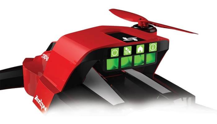 kvadrokopter traxxas aton - Traxxas Aton быстрый и стремительный квадрокоптер.