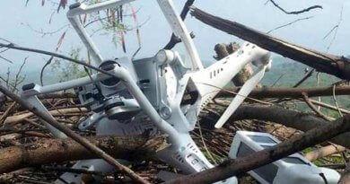 правила полётов дронов в сша