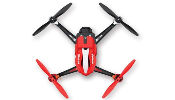 traxxas aton dron - Traxxas Aton быстрый и стремительный квадрокоптер.