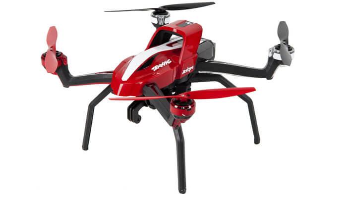 traxxas aton plus gps quadcopter - Traxxas Aton быстрый и стремительный квадрокоптер.