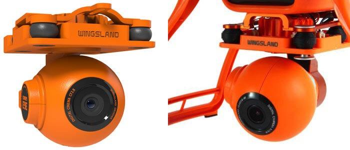 wingsland scarlet minivet kamera 4k