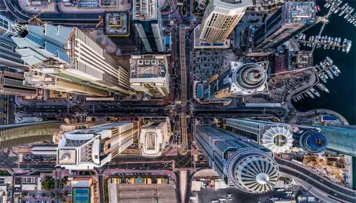 1 mesto kategoriya gorod - Работы победителей на четвёртом международном конкурсе дрон-фотографий.