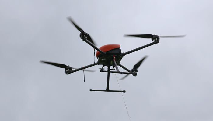 Geoskan 401 dron