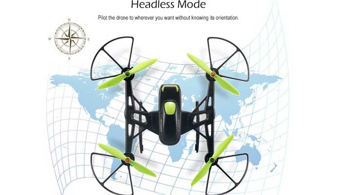 headless-mode JJPRO-X2