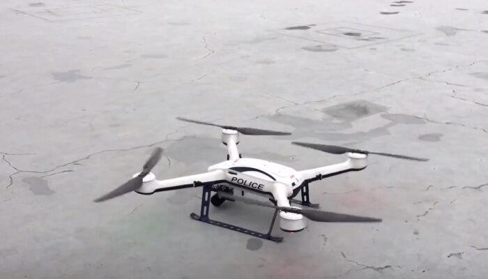 Shenzhen-AEE-Technology-дрон