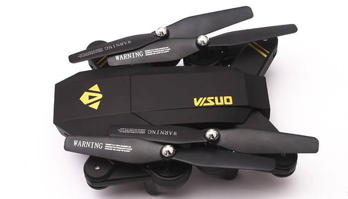 VISUO XS809W v slozhennom sostoyanij