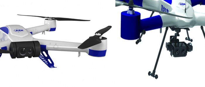камеры-квадрокоптера-AEE-F100