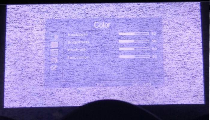 Eachine-VR-D2-экранное-меню