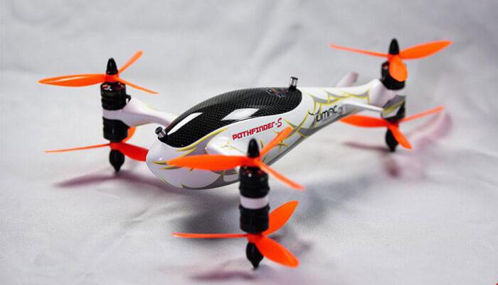 Pathfinder S - Топ 5 самых быстрых гоночных квадрокоптеров в мире.