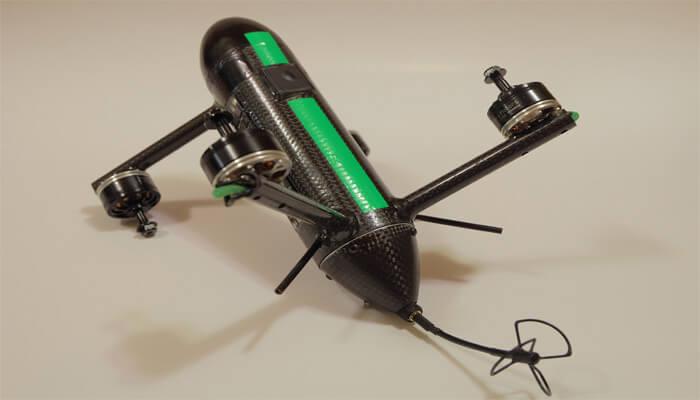 VX1 bystryj dron - Топ 5 самых быстрых гоночных квадрокоптеров в мире.