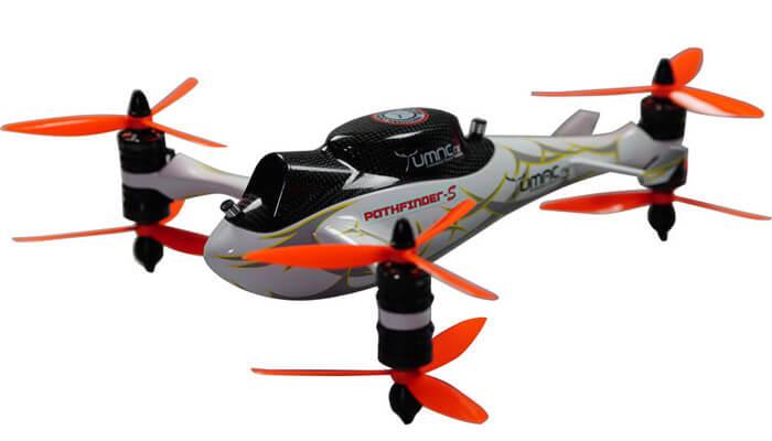 Varavon Pathfinder S - Топ 5 самых быстрых гоночных квадрокоптеров в мире.