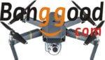 Купить квадрокоптер DJI Mavic Pro со скидкой 30% в магазине Banggood.