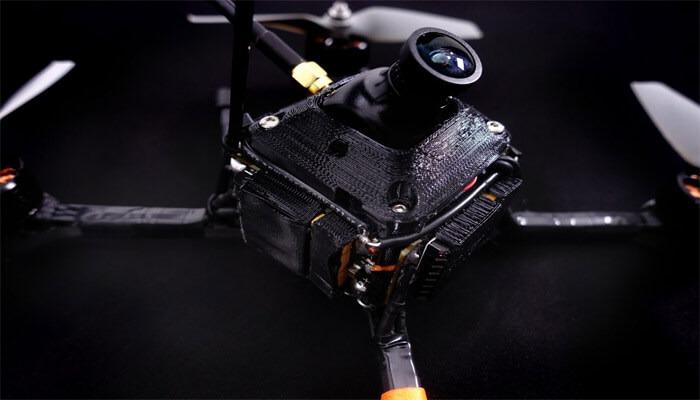 racerx - Топ 5 самых быстрых гоночных квадрокоптеров в мире.