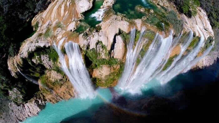 Водопад Тамул