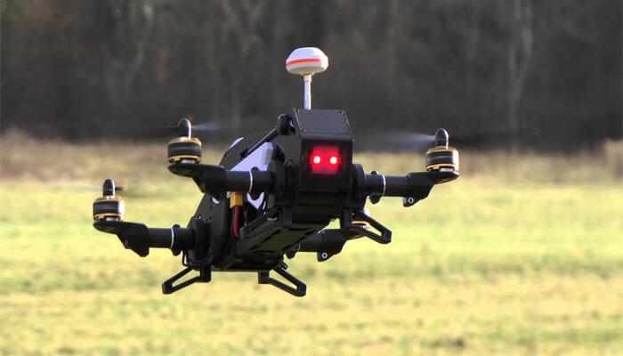 walkera furious 320 dron - Топ 5 самых быстрых гоночных квадрокоптеров в мире.
