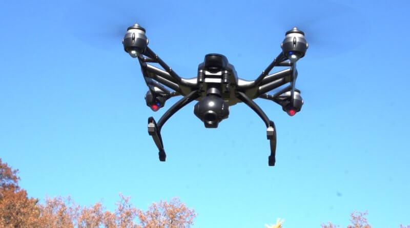 flyuneectyphoonq500 800x445 - Отзывы о квадрокоптерах компании Yuneec.