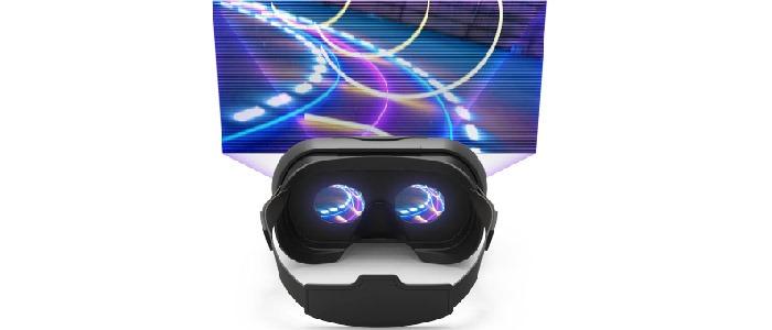 Cockpitglasses 2 ekran